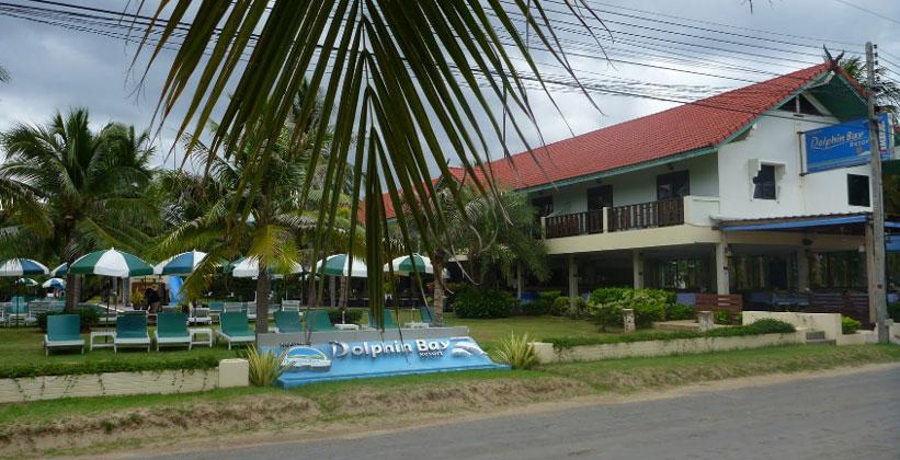 Отель Dolphin Bay Resort в Таиланде