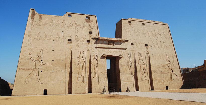 Храм Хора в Идфу