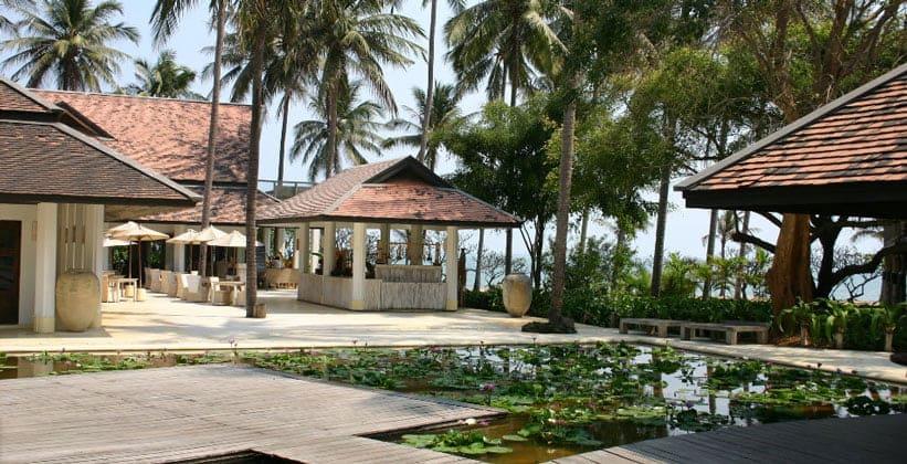 Отель Evason Hua Hin Resort and Spa в Таиланде