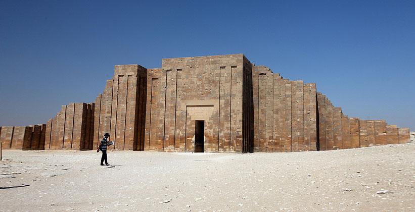 Погребальный комплекс Джосера в Саккаре