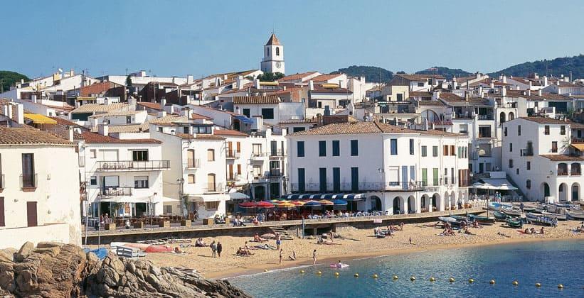 Испанский город Жирона