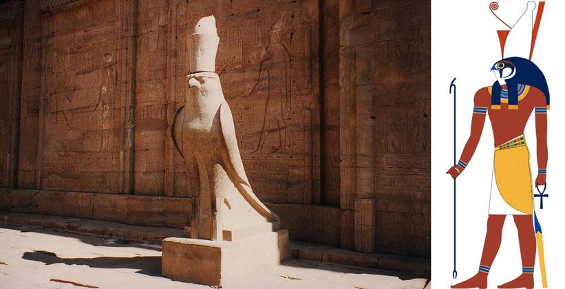 Культ Хора в Египте