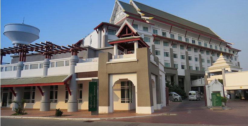 Отель Wangchan Riverview в Пхитсанулоке