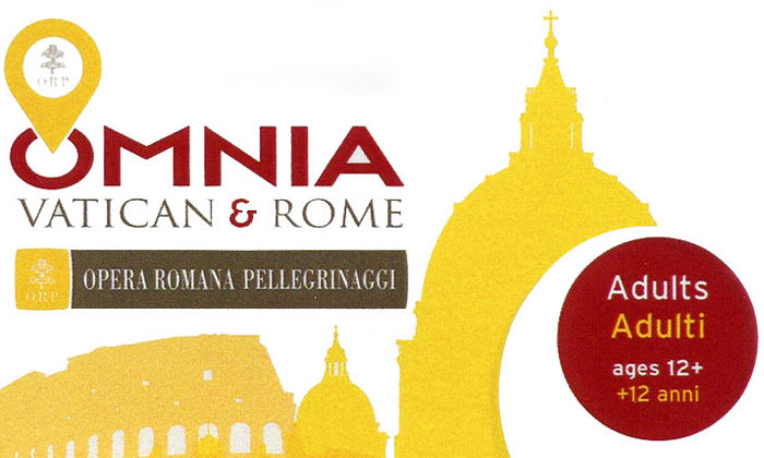 Omnia Vatican and Rome