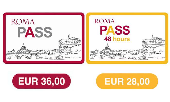 Карточки Roma Pass в Риме