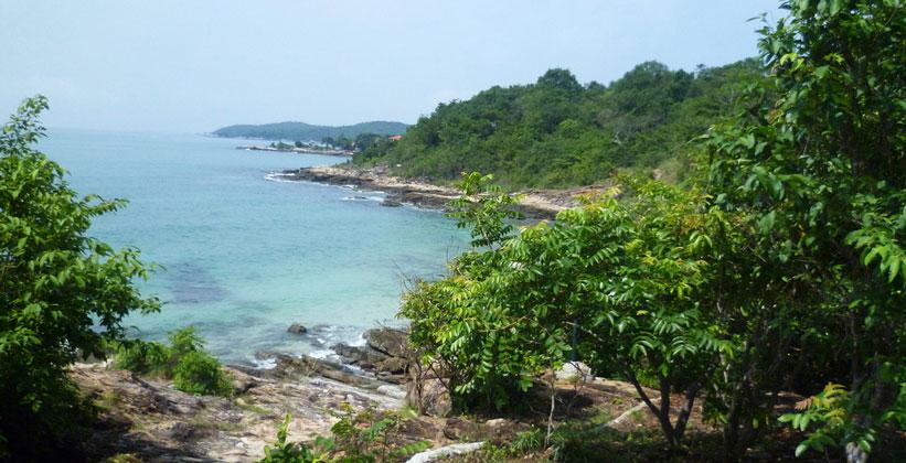Остров Ко Самет в Таиланде