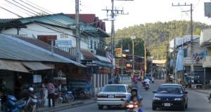 Таиландский город Мэхонгсон