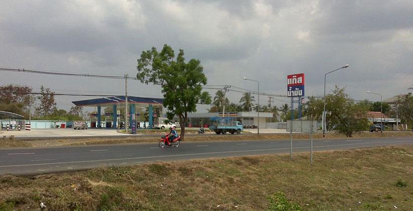 Городок Нанг Ронг в Таиланде
