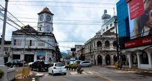 Таиландский город Пхукет