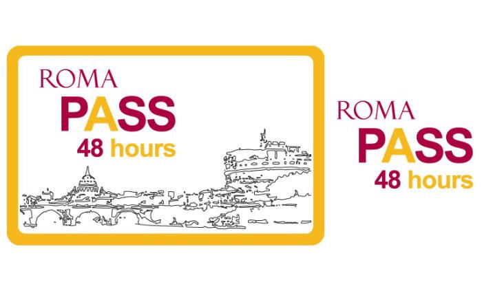Карточка Roma Pass 48 hours в Риме