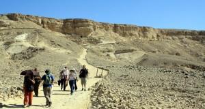 Тель-эль-Амарна в Египте
