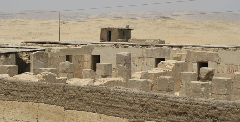 Храм Рамсеса II в Абидосе