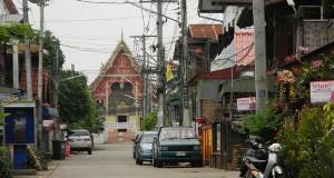 Таиландский город Нан