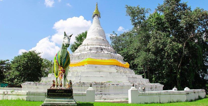 Храм Ват Пхра Тхат Чэ Хэнг в Нане