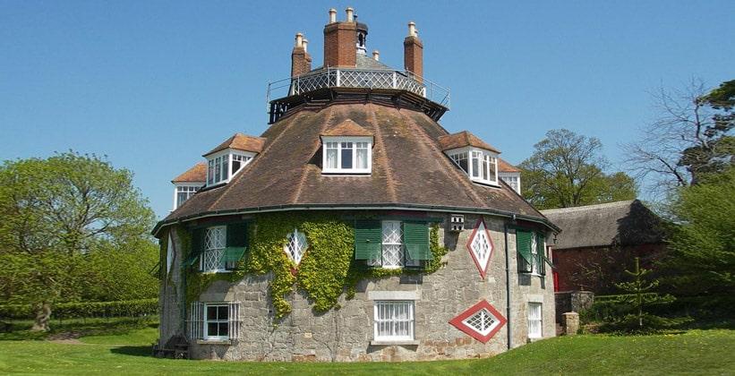 Дом А-Ля Ронде в Англии