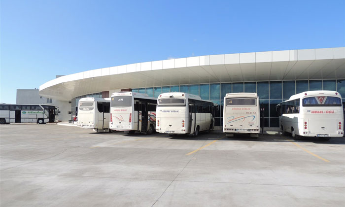 Автовокзал Айвалыка