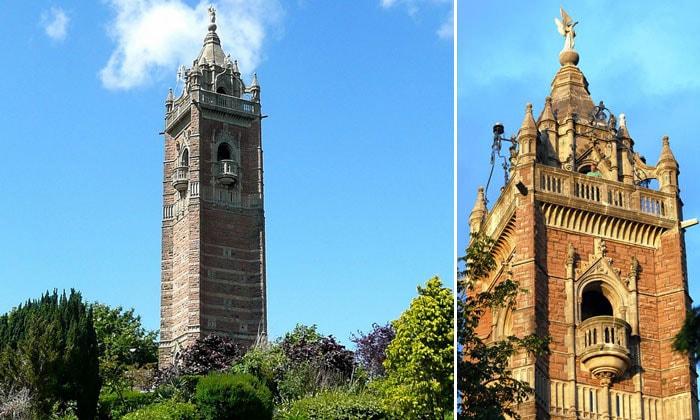 Башня Кэбот в Бристоле