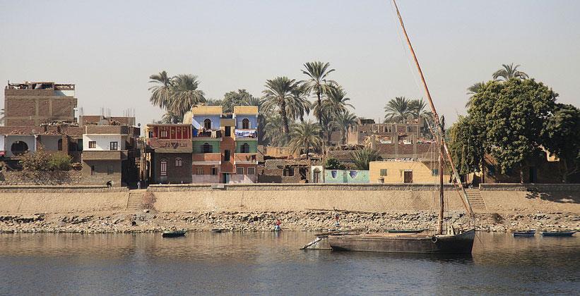 Поселение Дарау в Египте