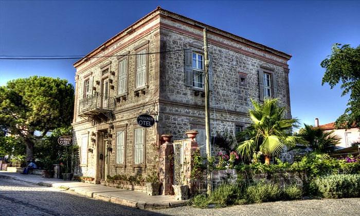 Отель «Moshos» в Айвалыке