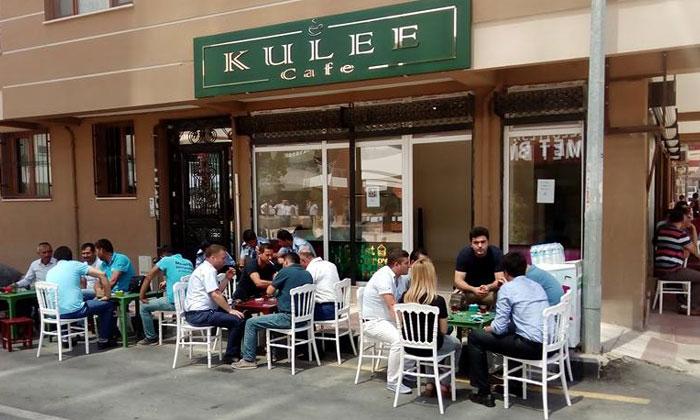 Кафе «Kulee» в Манисе