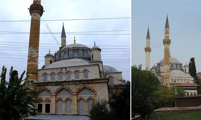 Мечеть Мурадие в Манисе