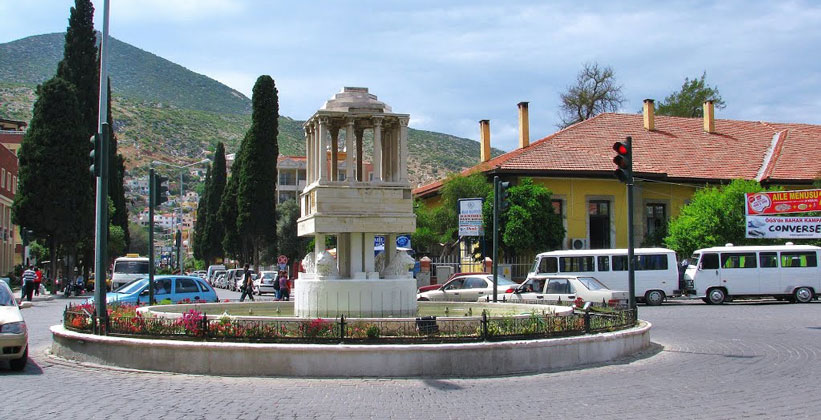 Античный город Милас в Турции