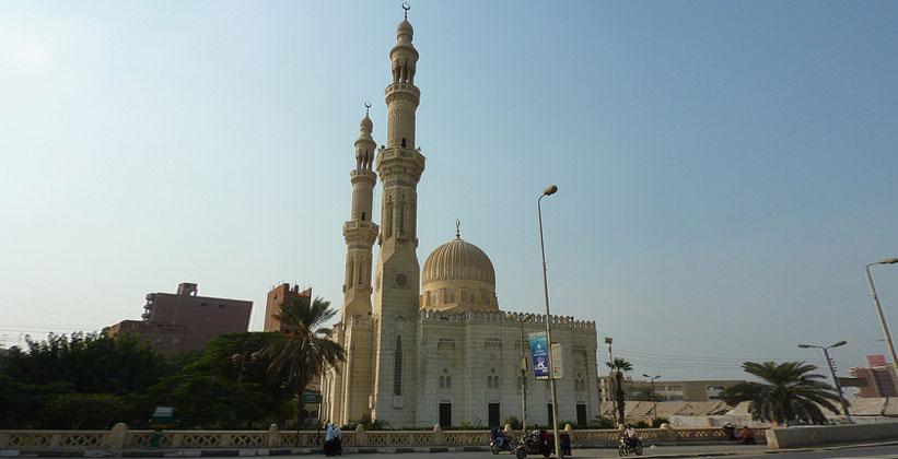Мечеть города Фаюм