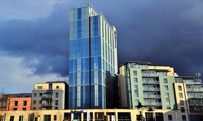 Отель Radisson Blu в Бристоле