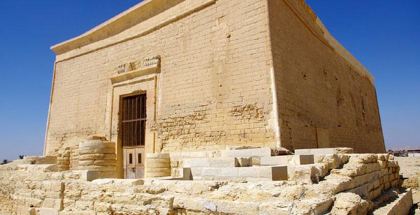 Храм Каср Карун в Египте