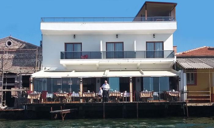 Ресторан «Deniz Yıldızı» в Айвалыке