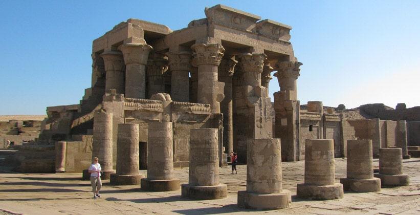 Храм Хароериса и Себека в Ком-Омбо