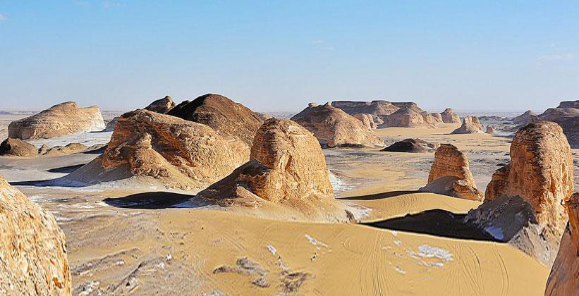 Долина китов в Египте