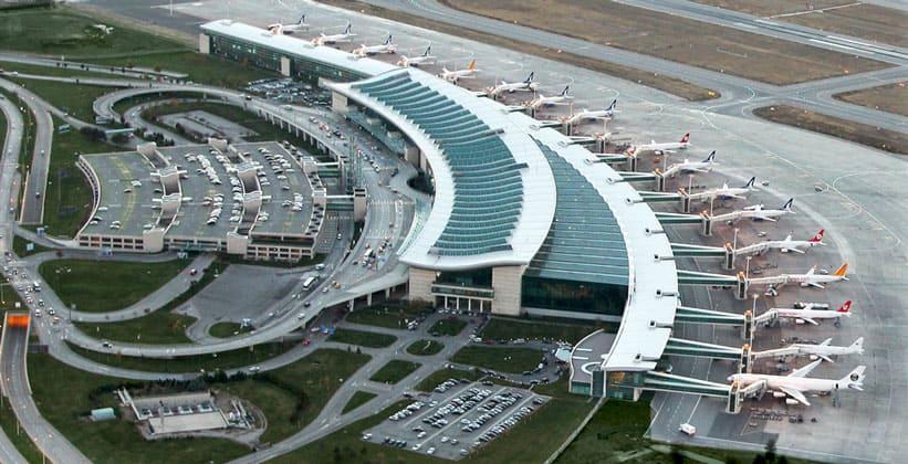 Международный аэропорт Анкара Эсенбога