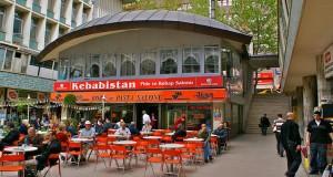 Бистро Kebabistan в Анкаре