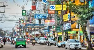 Таиландский город Чианграй