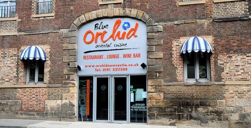 Китайский ресторан Blue Orchid в Ньюкасле