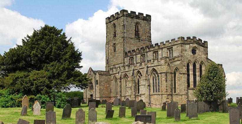 Церковь Святой Марии и Святого Хардульфа в Англии