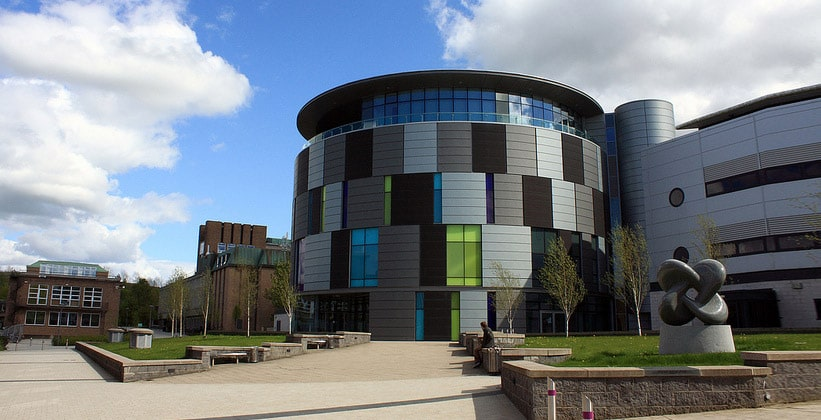 Даремский университет в Англии