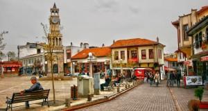 Район Хамамону (Старый город) в Анкаре