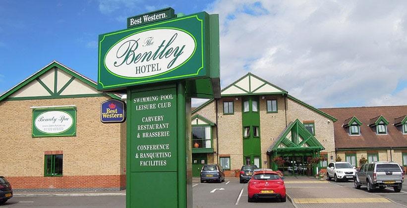 Отель The Bentley в Линкольне