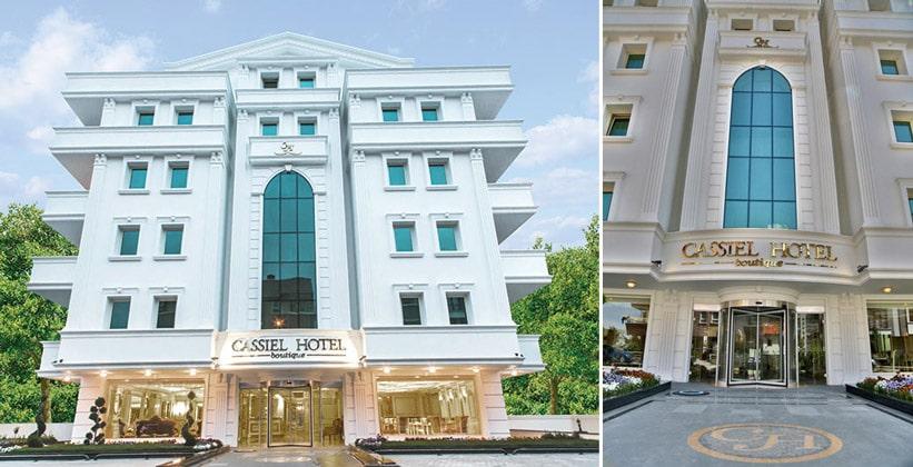 Отель Cassiel в Анкаре