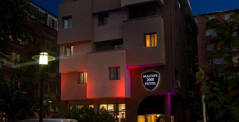 Отель Maltepe 2000 в Анкаре