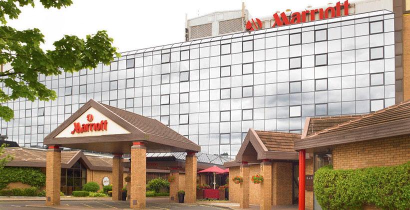 Отель Marriott в Ньюкасле