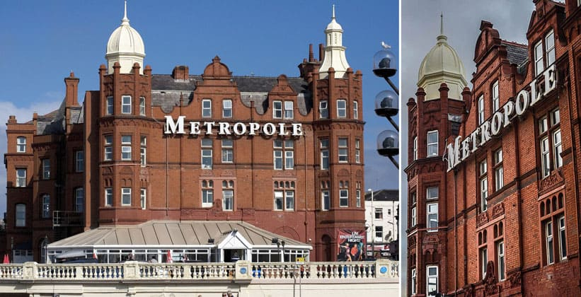 Отель Metropole в Блэкпуле