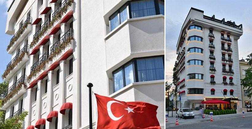 Отель Mona в Анкаре
