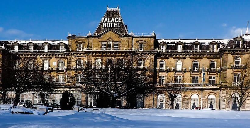 Отель Palace в Бакстоне