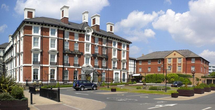 Отель Royal Victoria в Шеффилде