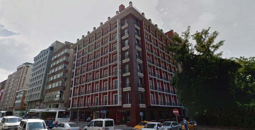 Отель Turist в Анкаре