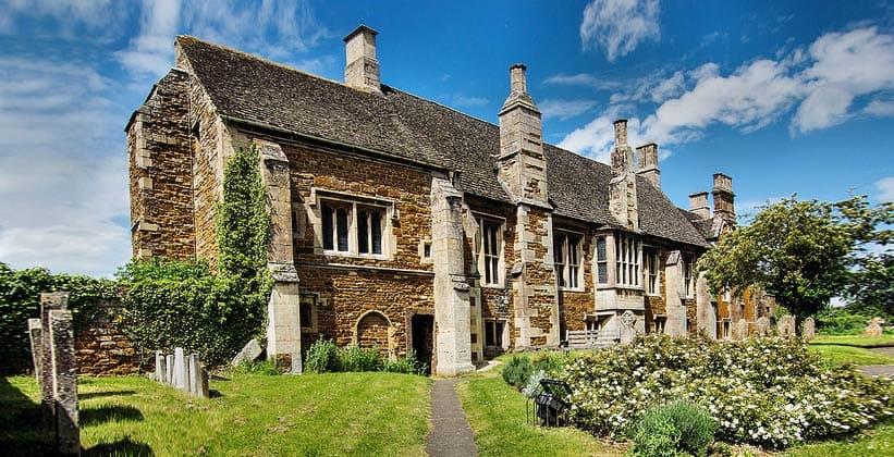 Лиддингтон Бед Хаус в Англии