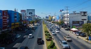 Таиландский город Накхонратчасима